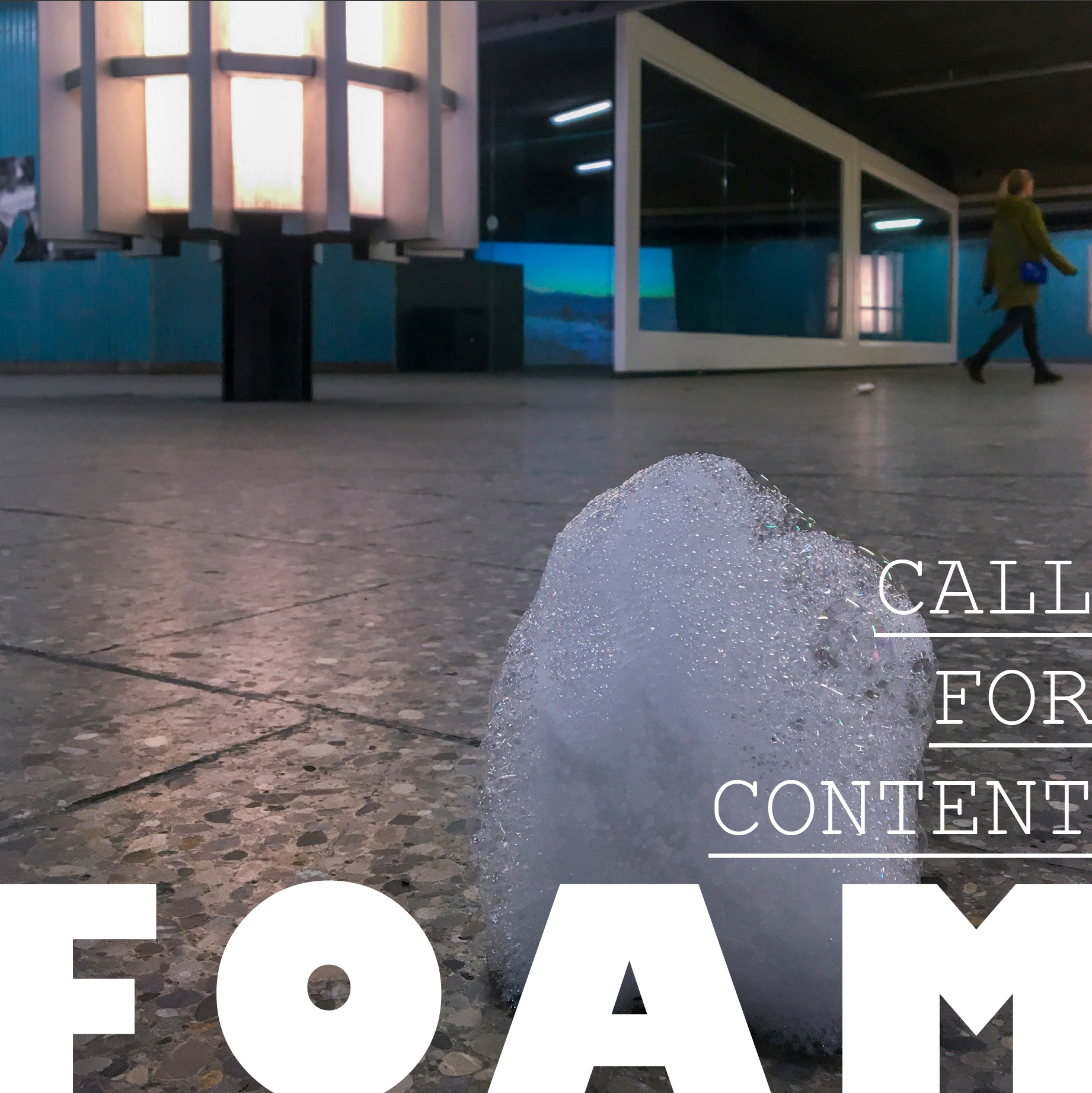 FOAM_CallForContent